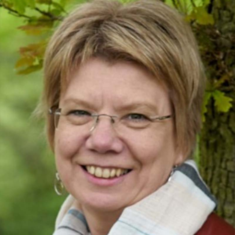 Avril McIntyre MBE DL Director, Community Resources
