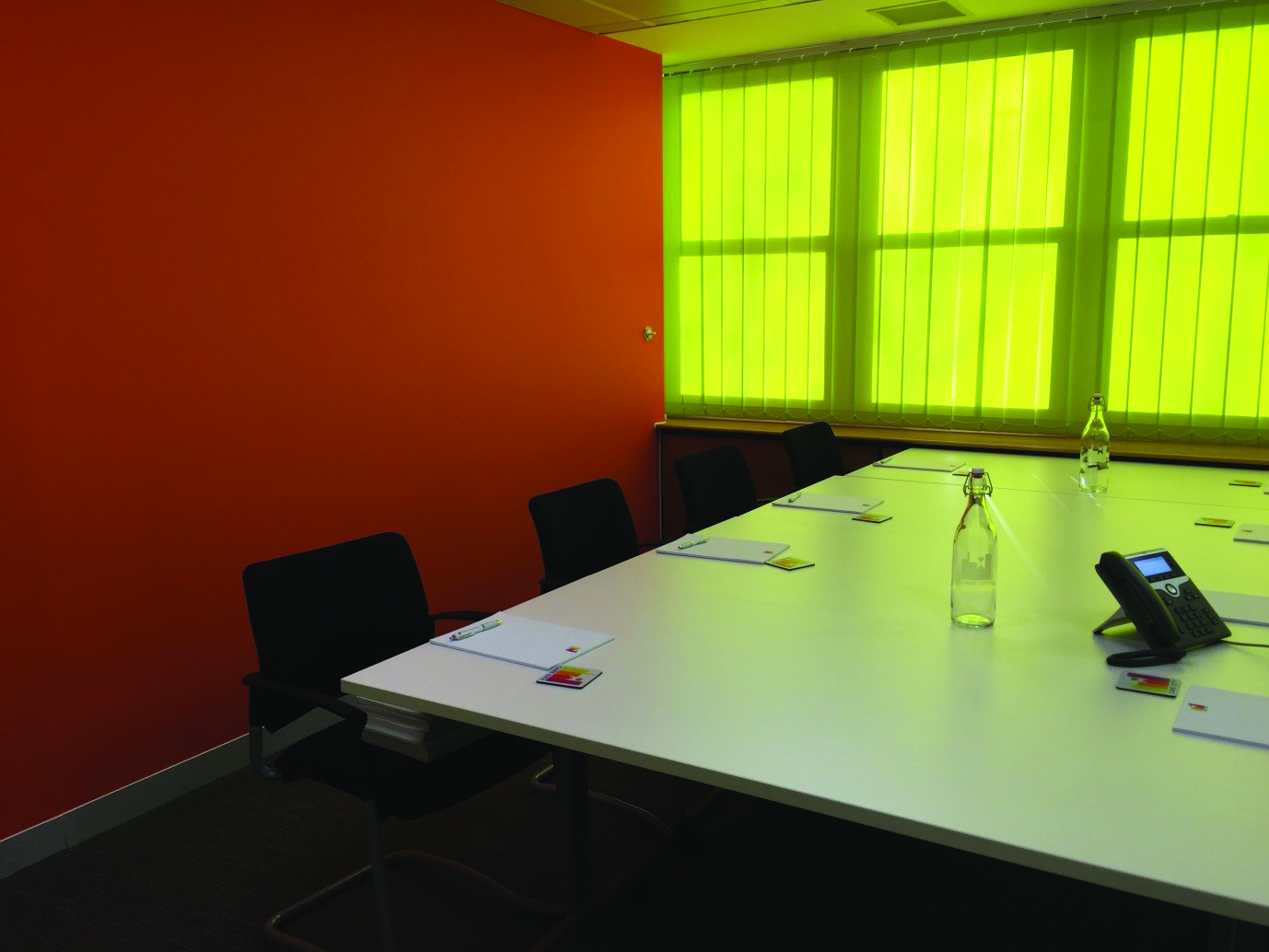 Care City Venue Hire - Orange Room
