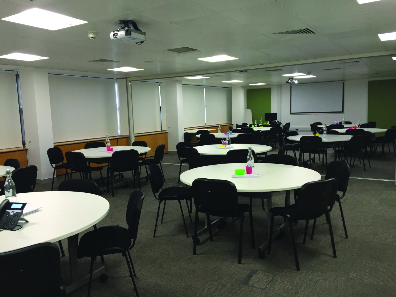 Care City Venue Hire - Training Room 1 and 2