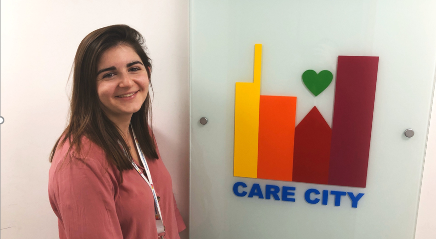 Care City's Alexa gives an insight into where health and tech collide