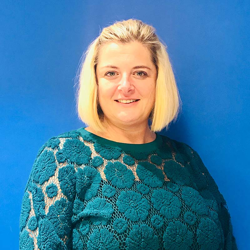 Nicola Kelly Project Support Officer